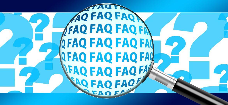 Können zu viele FAQs schädlich sein?
